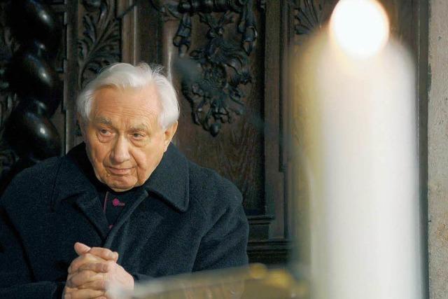 Der andere Ratzinger