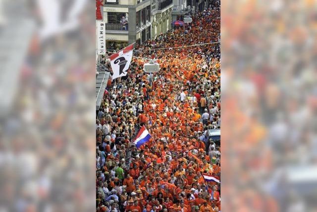 Eine Million Übernachtungen in Basel