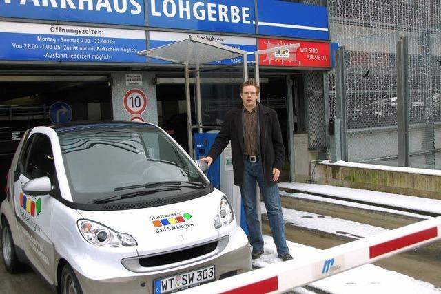 Freie Fahrt bei Panne in den Parkhäusern