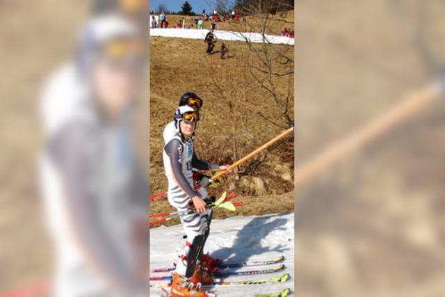 Rasante Fahrten um alpine Landestitel