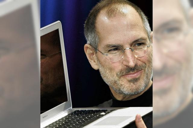 Der Mann, der Apple ist