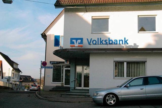 Raubüberfall auf Bad Bellinger Volksbank