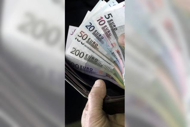 Die Region soll von dem Geldsegen profitieren
