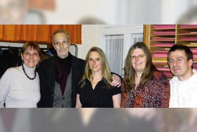 Dirigent des Gesangvereins gibt Amt ab