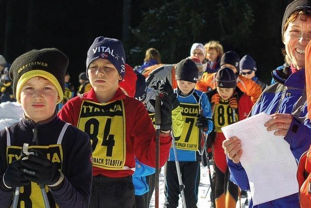Paul Böhme läuft Bestzeit