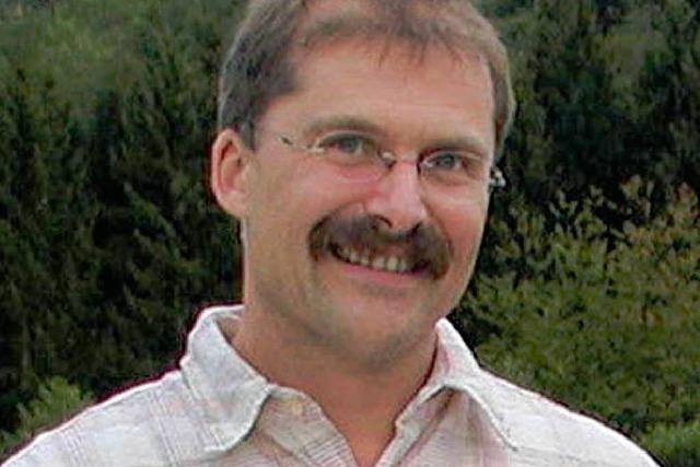 Christoph Schmidt tritt an