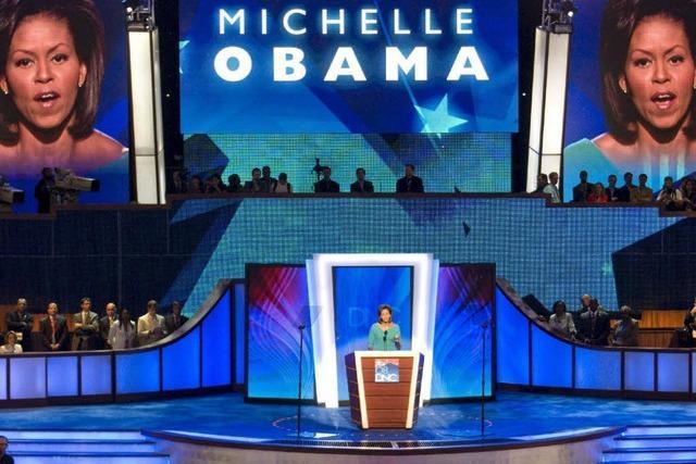 Designerin krönt Michelle Obama zur neuen Jackie Kennedy