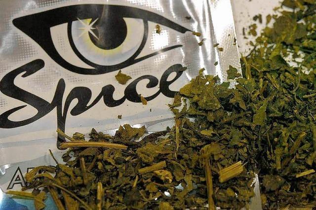 Freiburger finden Hauptwirkstoff von Spice