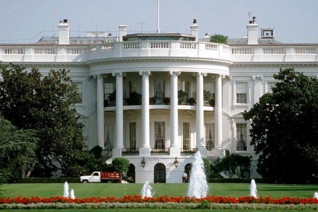 Wird das Weiße Haus grün?