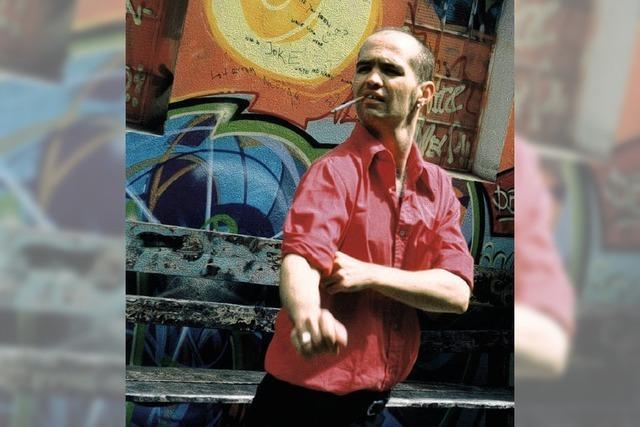 NACHTWÄCHTER: Der Meister des geschriebenen Punk-Rock