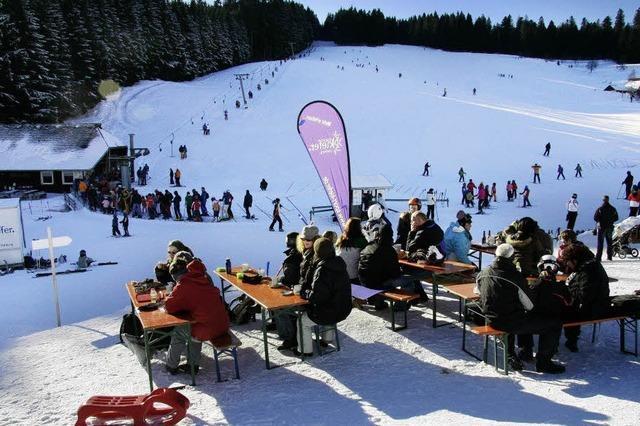 Skispaß ohne großen Rummel