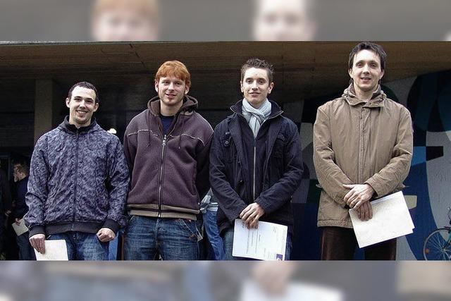 170 Schüler bei Prüfung auf Draht