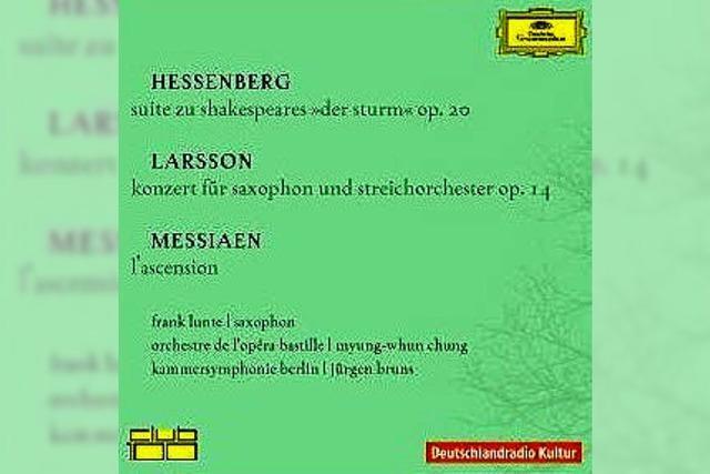 CD: KLASSIK: Die jungen Hundertjährigen