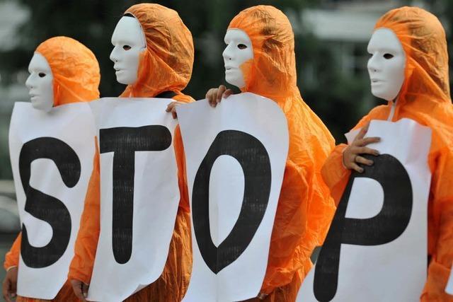 Obama setzt Verfahren gegen die Gefangenen in Guantanamo aus