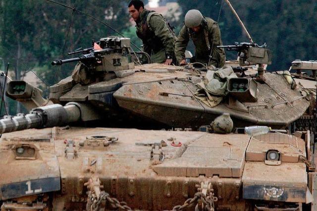 Israels Armee hat den Gazastreifen verlassen