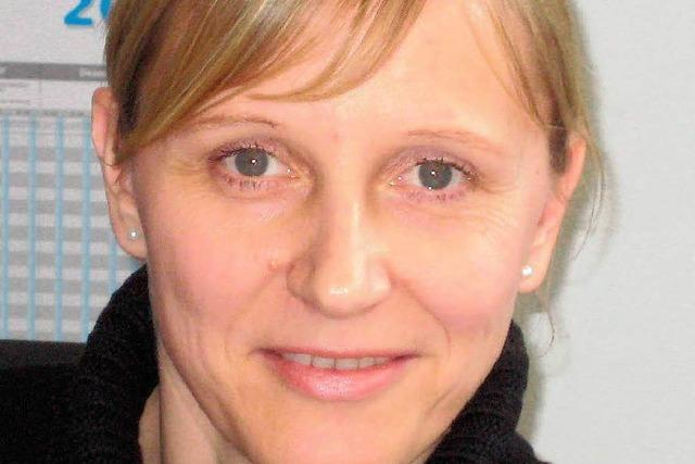 Martina Schlatter leitet Stadtbauamt