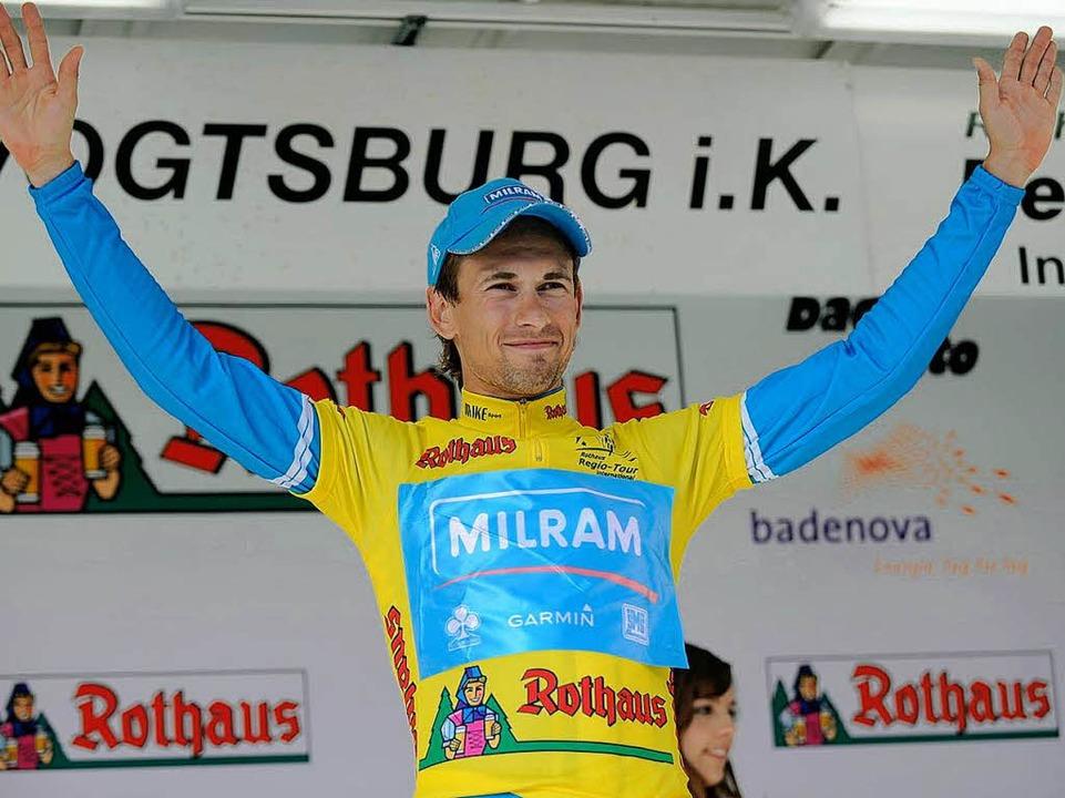 Ein Bild der Vergangenheit: Der Gesamt...bei der Regio-Tour nicht mehr starten.  | Foto: Presse Rothaus Regio-Tour