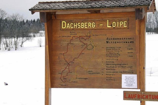 Kommt Loipenverein für Dachsberg?