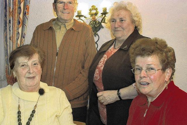 Ein Quartett steht nun an der Spitze des Altenwerks