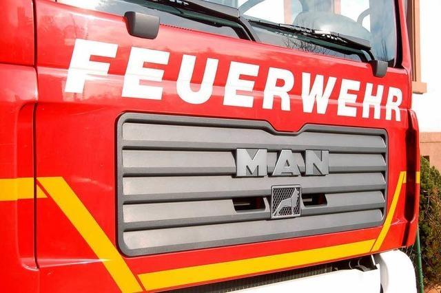 Lahrer Feuerwehr hat keine Personalsorgen