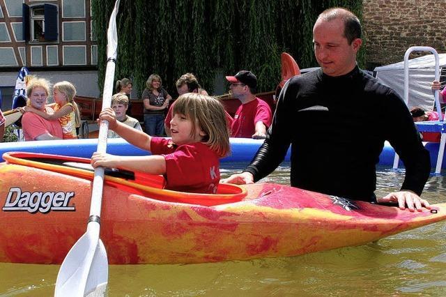 Kanuten beenden ihr Jubiläumsjahr im Lamm
