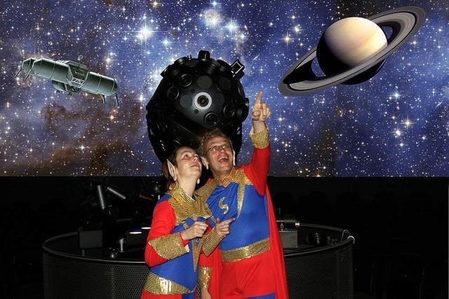 Zuschuss fürs Planetarium sinkt