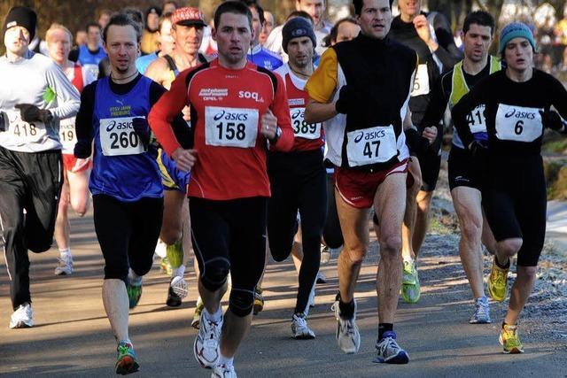 Anja Schnabel läuft Streckenrekord