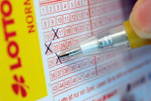 Lotto: Jackpot wieder nicht geknackt