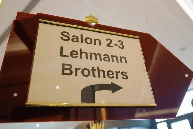Freiburg wartet auf die Lehman-Millionen