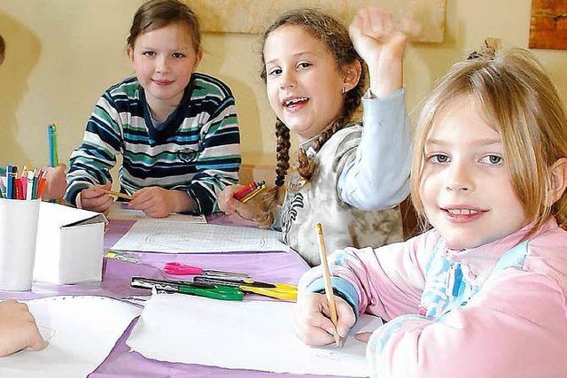Kindergarten wird zum Kinderhaus