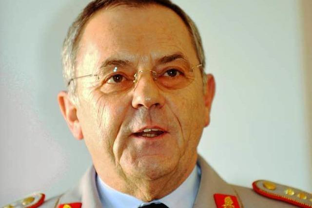 Generalinspekteur beim CDU-Empfang