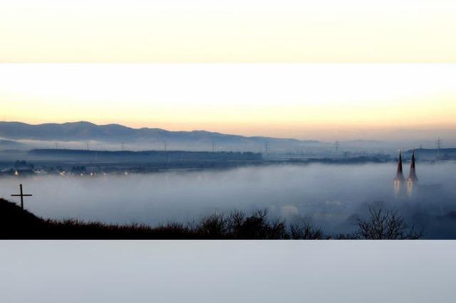 Bilder des Tages: Morgenzauber