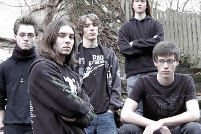 Talentierte Newcomer-Bands