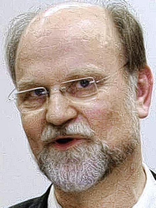 Walter Schwarz  | Foto: Weber-Kroker