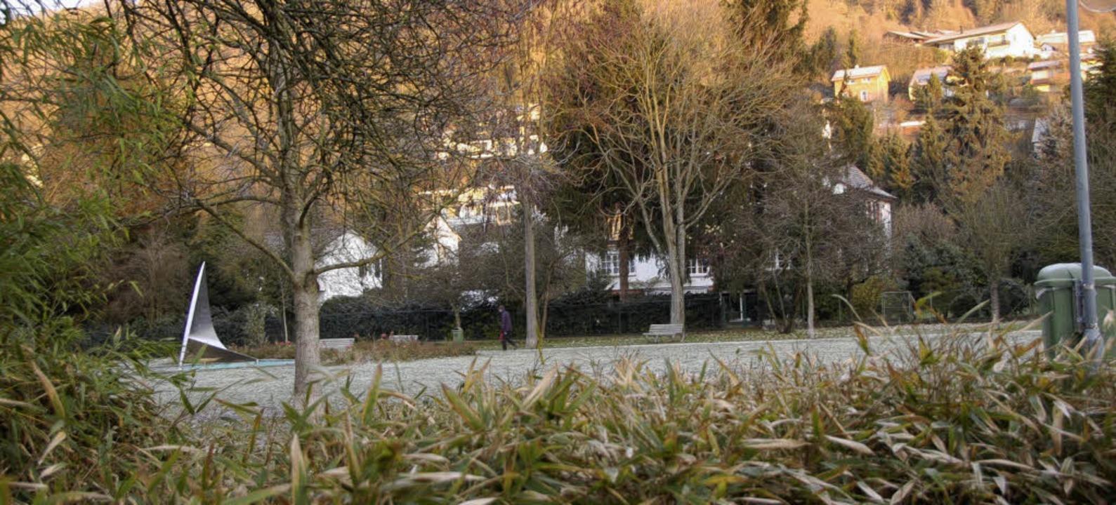 Für die Umgestaltung  des Emilienparke...huss wird heute darüber diskutiert.     | Foto: BZ-Archiv