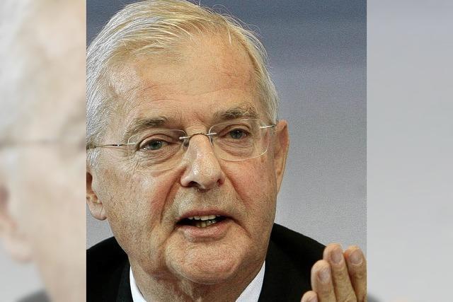 Neuer Chef beim Bankenrettungsfonds