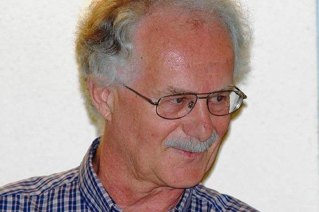 Helmut Hartmann bei Kuwait Open