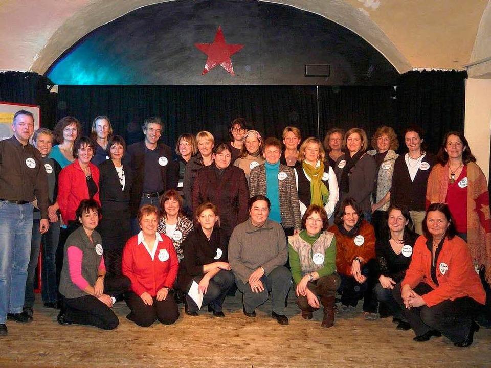 Abschlussfest im Emmendinger Schlosskeller  | Foto: privat
