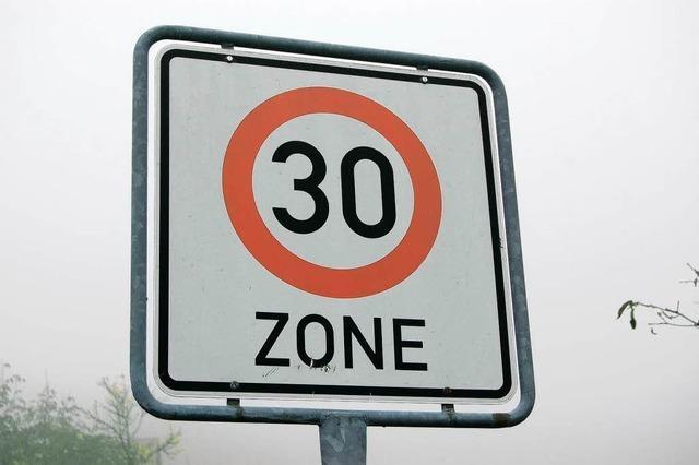 Gemeinderat will Tempo 30 auf der B 31