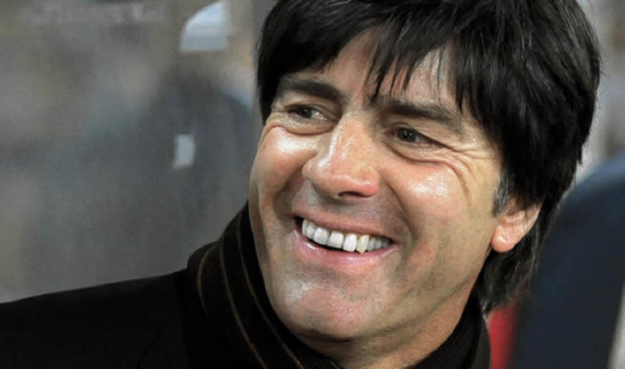 Bundestrainer Löw     | Foto: dpa