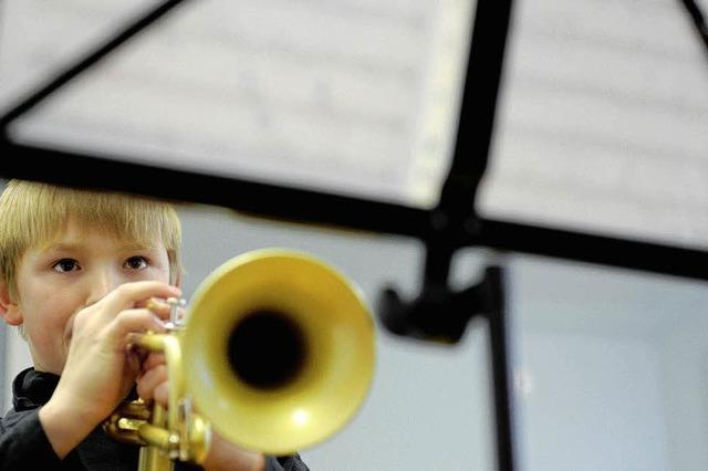 Jugendliche haben erfolgreich musiziert