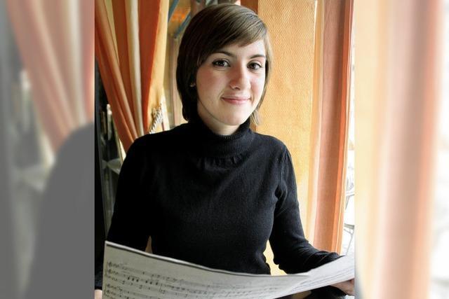 Die Opern-Diva Anna Netrebko ist das große Vorbild