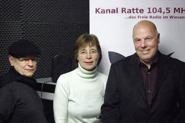 Rundfunk von und für Menschen mit Behinderung