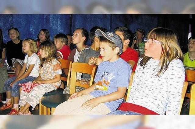 Kino wird zum Klassenzimmer