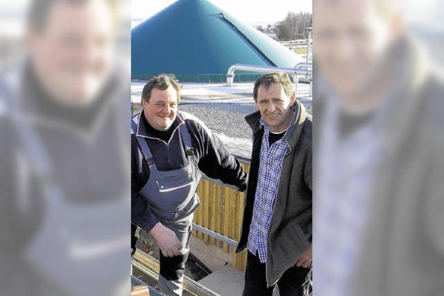 Biogasanlage will wachsen