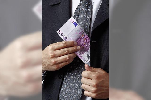 Was der Staat gegen Korruption tut