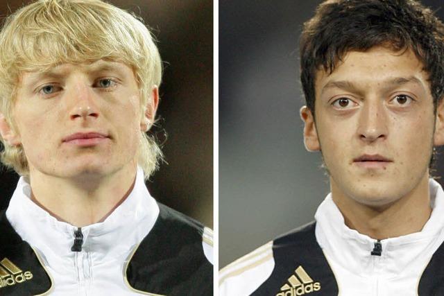 Löw nominiert Özil und Beck