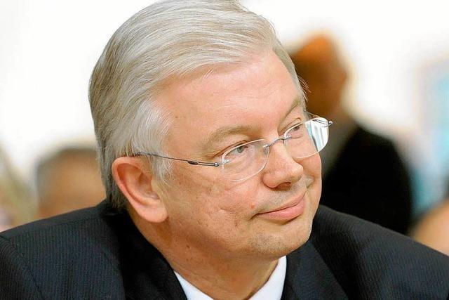 Koch wieder Ministerpräsident