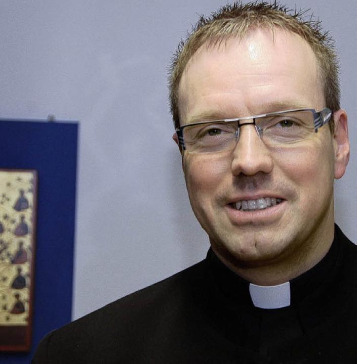 Pfarrer Artur Wagner     | Foto: manfred frietsch