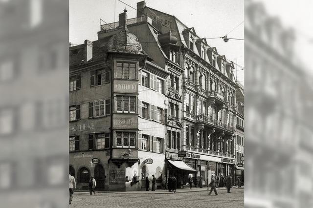 Zwei Häuser mit langer Vorgeschichte